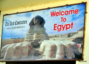 Gruss aus Ägypten