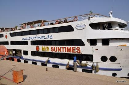 unser Schiff die Suntimes