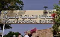 Eingang zum Botanischer Garten