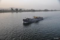 Schiff in der Abendsonne