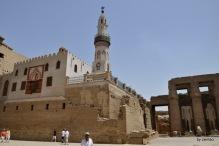 Moschee des Abu el-Haggag