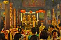 Chinesisch Neujahrsgebete