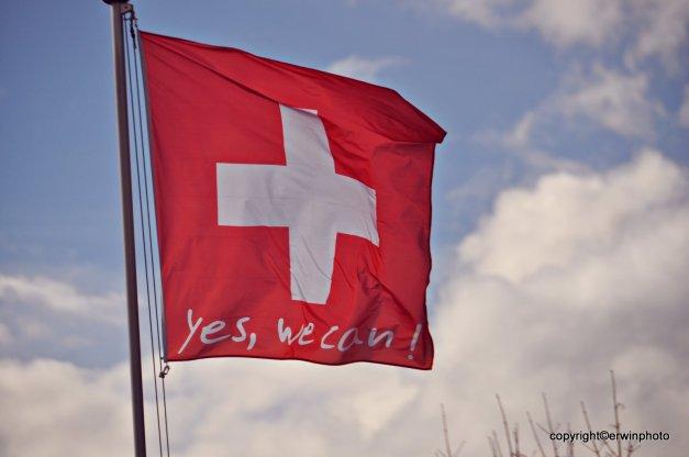 das Schweizerkreuz