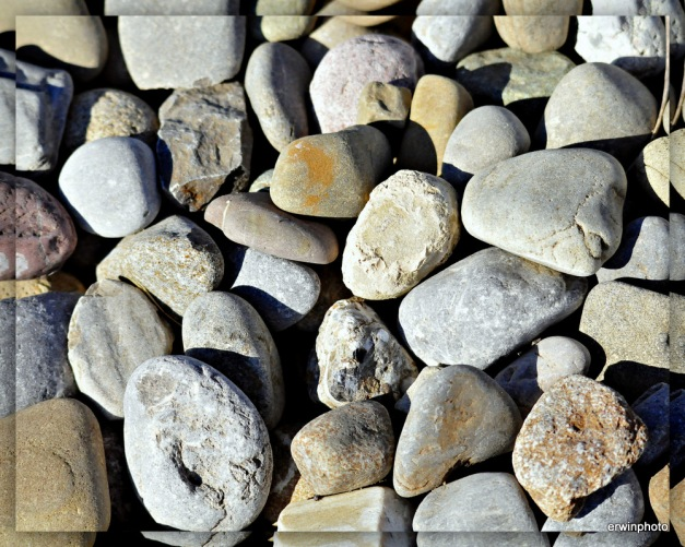 Steine in unserem Weg