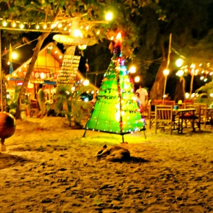 Thäiländischer Weihnachtsbaum