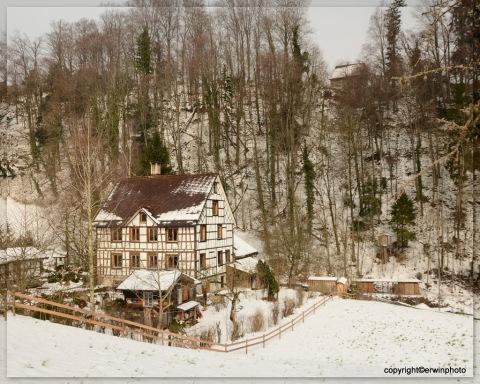 Haus Tao in Wolfshalden