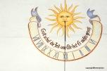 mach es wie die Sonnenuhr...zähl die heiteren Stunden nur...