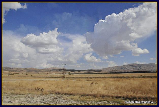 Türkische Landschaft