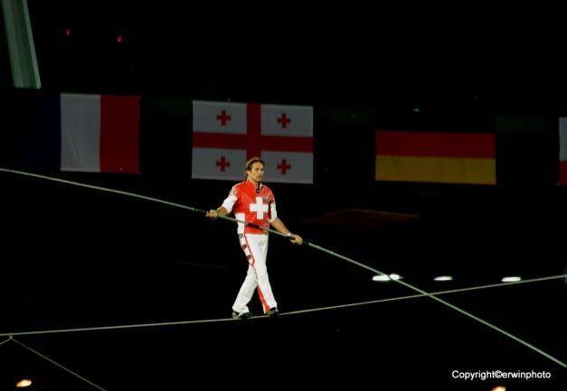 Fredi Nock - Leichtathletik EM in Zürich 2014