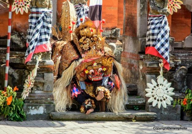 Der Barong - ein Balinesisches Danzdrama
