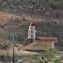 Bgrüssung am Eingang zu Trinidad