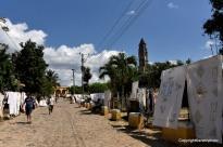 Souvenierstrasse und der Scklavebturn