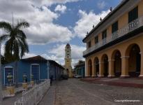 das kleine Kirchlein in Trinidad