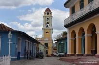 die Kirche von Trinidad