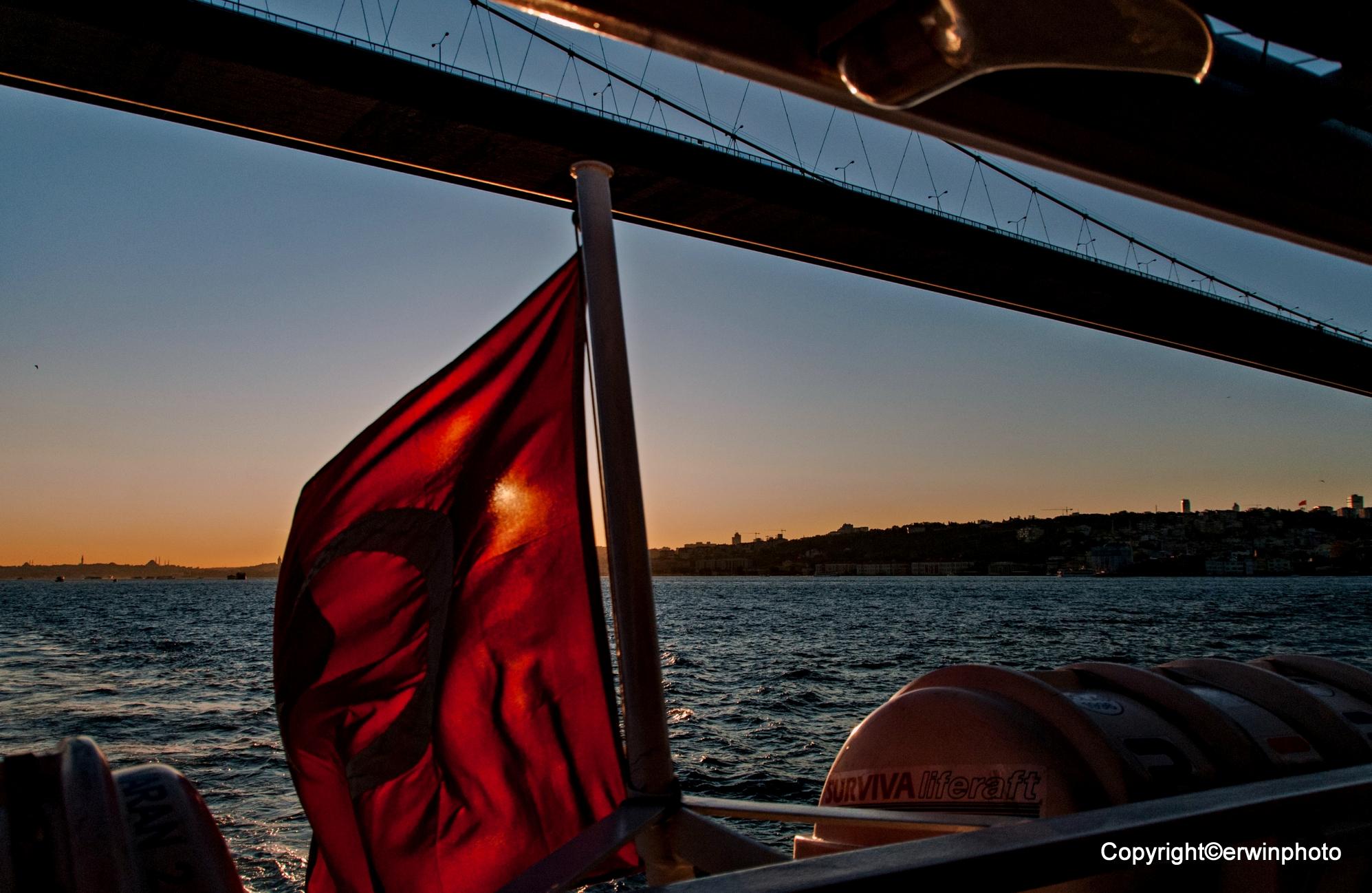 ein Augenblick am Bosporus...