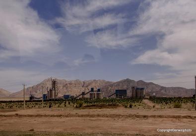 Iranische Industrie