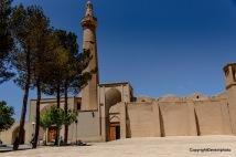 älteste Moschee in der Wüste