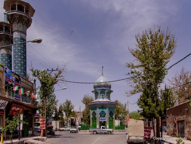 kleine Blaue Moschee