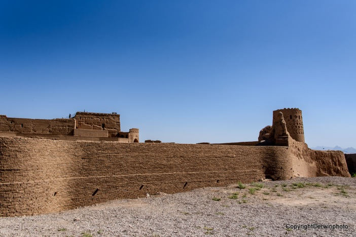 Kohan Dizh of NarinQaleh | The citadel of Meybod