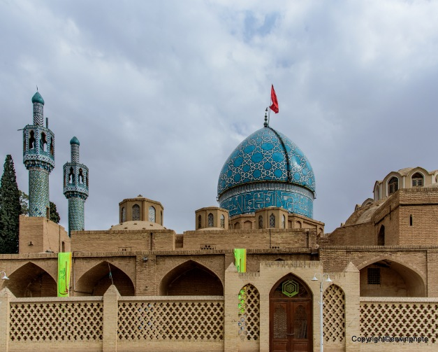 Sufi Kloster von Nematolla Valli