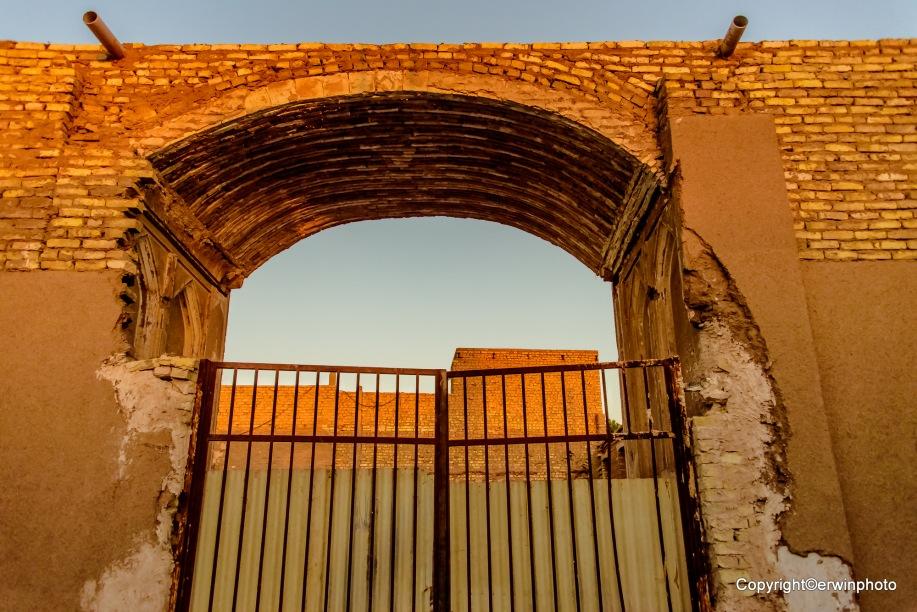 Bummel durch die Altstadt von Yazd