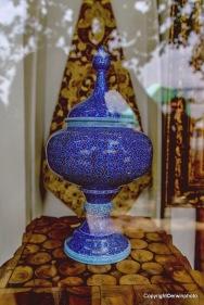 das typische persische Blau