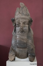 Torrelief - geflügelter Mensch-Stier - Persepolis