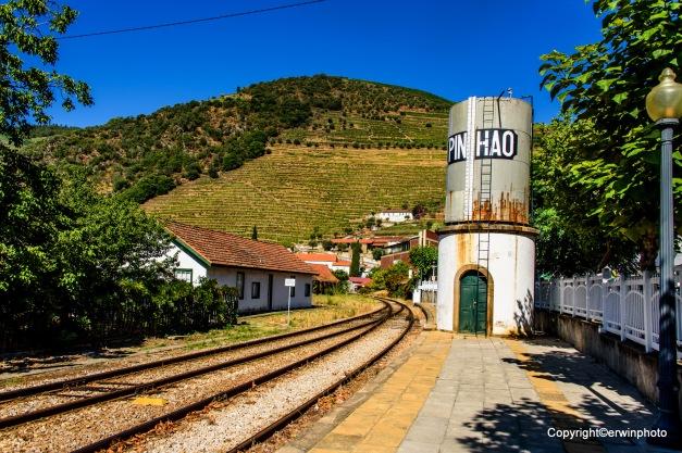 Bahnhof Pinhão