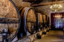 Die Weinfässer,