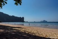 der Strand von Ao Nang