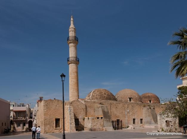Moschee in Rethymno Kreta