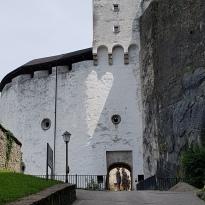eingang zur Salzburg