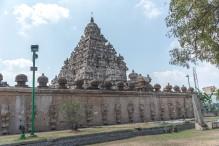 iKailasanatha Templecht des Tempel